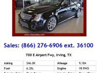 2010 CADILLAC CTS-V SEDAN 4 DOOR Our Location is: Mac