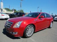 2010 Cadillac CTS Wagon Station Wagon Premium Our