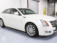 DeluxeNJ.com - 2010 Cadillac CTS Wagon -  - One Owner -