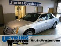 This is a Cadillac, DTS for sale by Uftring Autogroup.