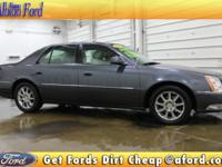How many times have you seen a 2010 Cadillac DTS with