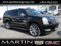Options:  2010 Cadillac Escalade Esv Awd 4Dr