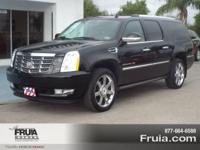 Exterior Color: black raven, Body: SUV, Engine: 6.2L V8