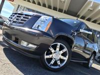 Check out this gently-used 2010 Cadillac Escalade we