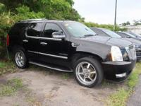 CARFAX One-Owner. Black Raven 2010 Cadillac Escalade