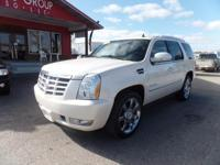 Options:  2010 Cadillac Escalade Navigation! Rear Dvd