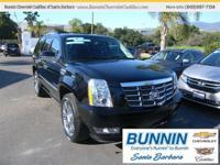 Options:  2010 Cadillac Escalade Premium|Black|Less