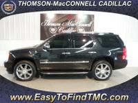 Cadillac Escalade need we say more. This model is the