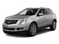 2010 CADILLAC SRX AWD LUXURY COLLECTION, CERTIFIED,