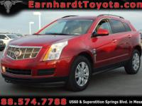 We are happy to offer you this nice 2010 Cadillac SRX