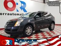 Recent Arrival!   Silver 2010 Cadillac SRX FWD 6-Speed