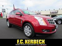 LOW MILES, This 2010 Cadillac SRX FWD 4dr Base will