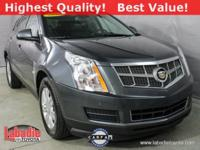 Recent Arrival! 2010 Cadillac SRX Luxury Gray Clean