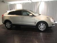 Options:  2010 Cadillac Srx Luxury|Gold|Clean Carfax.