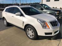 This 2010 Cadillac SRX is a One Owner vehicle with a