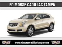 Ed Morse Cadillac - Tampa is excited to offer this 2010