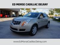 CLEAN CARFAX   *****2010 Cadillac SRX Earns TOP SAFETY