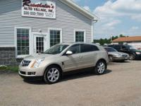 2010 Cadillac SRX Performance Collection AWD V-6