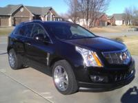 Offering our 2010 Cadillac SRX Performance series.