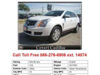 PREMIUM COLLECTION CADILLAC SRX SPORT UTILITY VEHICLE.