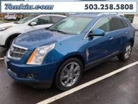 WOW!!! Check out this. 2010 Cadillac SRX Premium