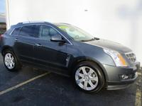 Options:  2010 Cadillac Srx 4D Wagon Fwd