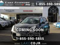 Looking for a clean, well-cared for 2010 Cadillac SRX?