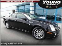 2010 Cadillac STS 4dr Car Our Location is: Young