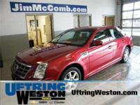 This is a Cadillac, STS for sale by Uftring Autogroup.