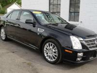 2010 CADILLAC STS 'LUXURY' AWD 1SB! Financing!