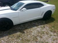 This 2010 Camaro is a great car! Great gas mileage! V6