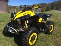 This atv has been a blast and super dependable. It has