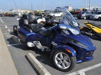 2010 Can-Am Spyder RT Audio & & Convenience SE5