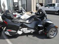 2010 Can-Am Spyder RT-S SE5 GREAT CONDITION!