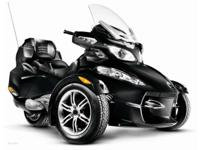 2010 Can-Am Spyder RT-S SM5 AWEOSME SPYDER RT-S READY