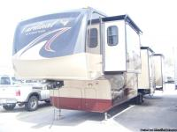 Stock#7161 Condition: Used 2010 Cardinal 3450RL, 40' in