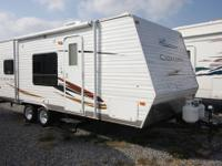 2010, 21 foot Catalina Coachmen travel trailer. Will