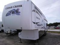2010 Cedar Creek by Forest River.
