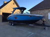 2010 Chaparral 264 Extreme. Volvo 8.1L