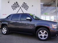 Options:  2010 Chevrolet Avalanche Lt 4X2 4Dr