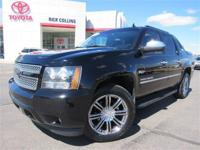 This 2010 Chevrolet Avalanche comes equipped with