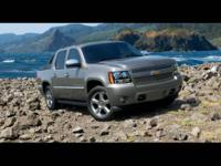 This is one Sharp Chevy Avalanche LTZ 4x4!! It was