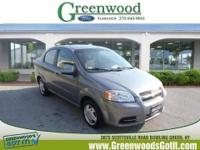 *This 2010 Chevrolet Aveo LT* will sell fast *Save