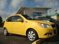 This 2010 Chevrolet Aveo LT gets 34mpg hwy and has the