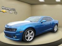 Look no additional. This 2010 Chevrolet Camaro is the