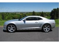 Fresh Trade: 2010 Camaro SS Auto..8k one owner miles