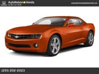 Can be found in and drive this 2010 Chevrolet Camaro