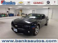 2010 Chevrolet Camaro, Boston Premium Sound, Leather