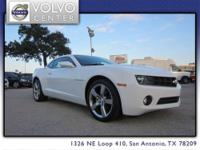 2010 Chevrolet Camaro Coupe 1LT w/ 20 Inch Wheels, XM