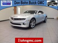 2010 CHEVROLET Camaro Coupe 2dr Cpe 1SS Our Location